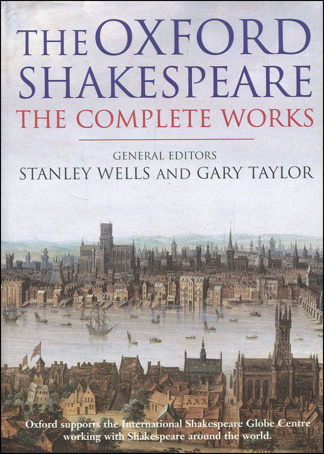 Image for The Complete Oxford Shakespeare
