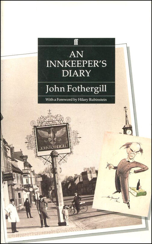 Image for An Innkeeper's Diary