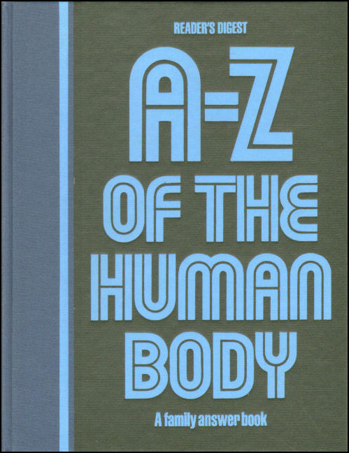 Image for A - Z of the Human Body