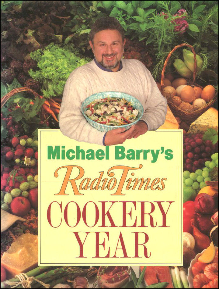 Image for Michael Barry's Radio Times Cookery Year