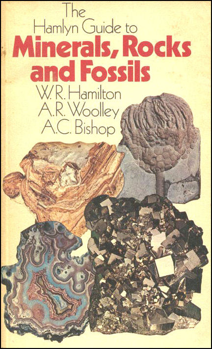 Image for The Hamlyn Guide to Minerals, Rocks and Fossils