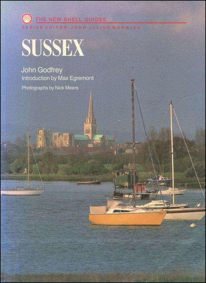 Image for Sussex (New Shell Guides)