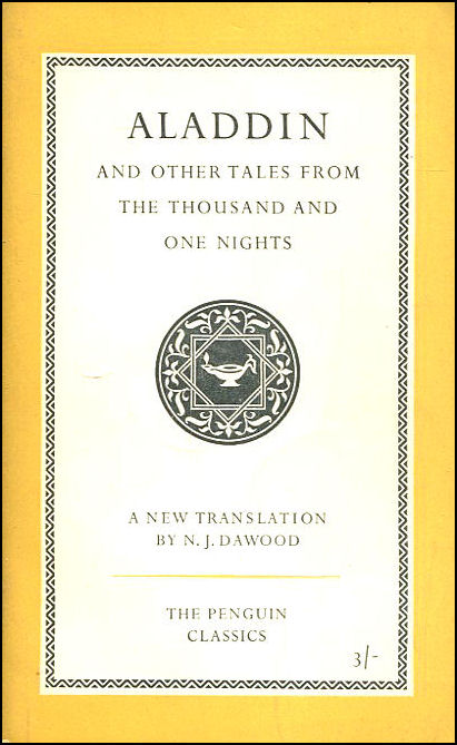 Aladdin and other tales from 'The thousand and one nights'
