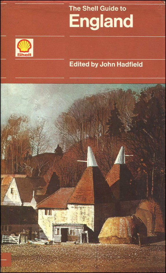 HADFIELD, JOHN [EDITOR] - England (Shell Guides)
