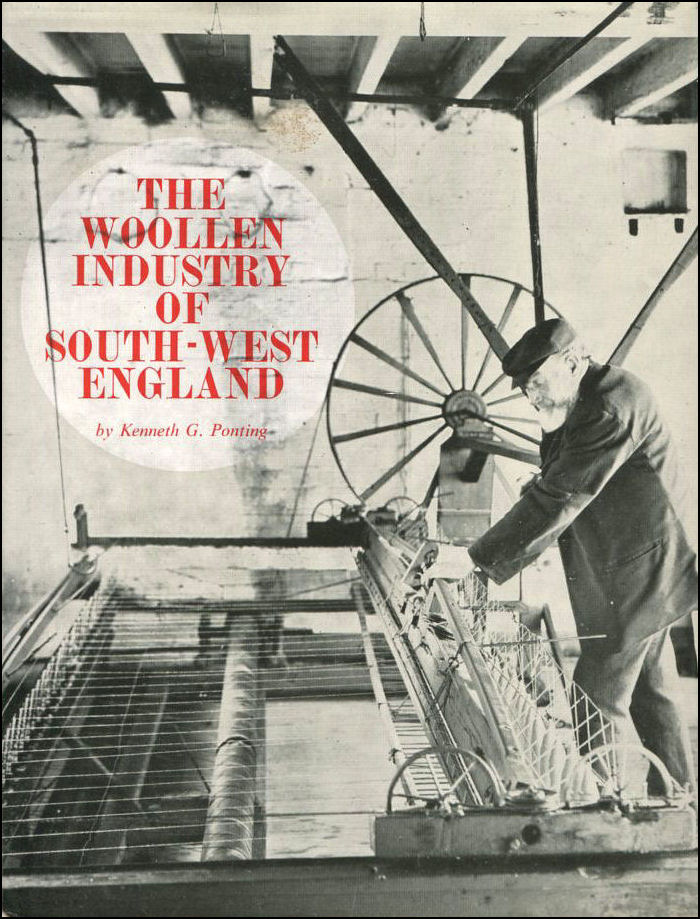 Image for The Woollen Industry of South-West England (Origins of Industry)