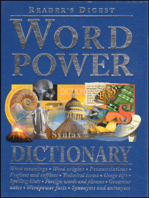 Image for Word Power Dictionary
