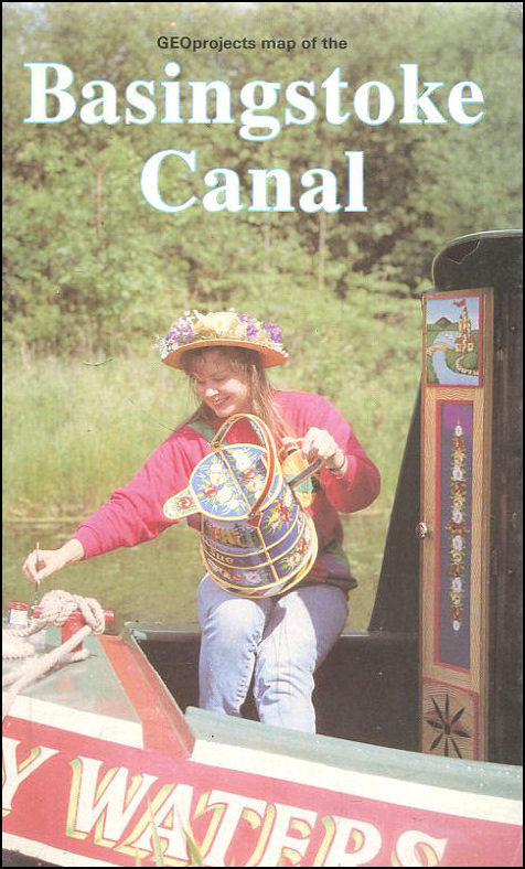 Image for The Basingstoke Canal (Inland Waterways of Britain)