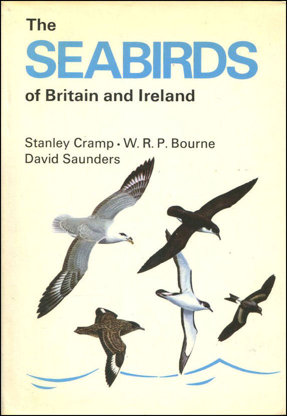 Image for The Seabirds of Britain and Ireland