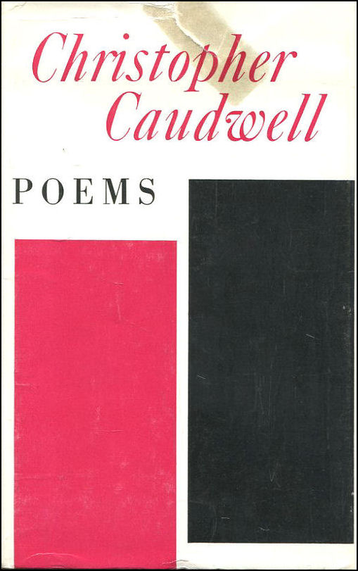 Poems, Caudwell, Christopher