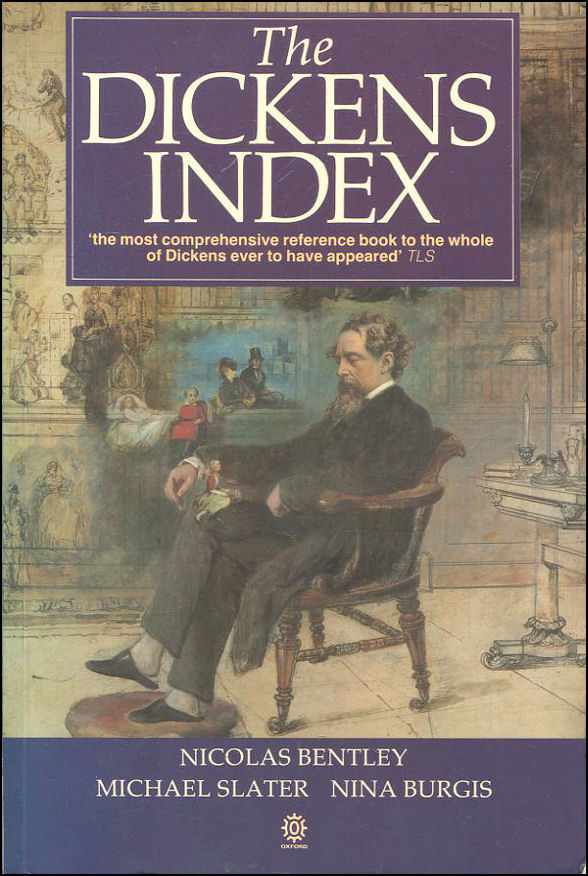 Image for The Dickens Index