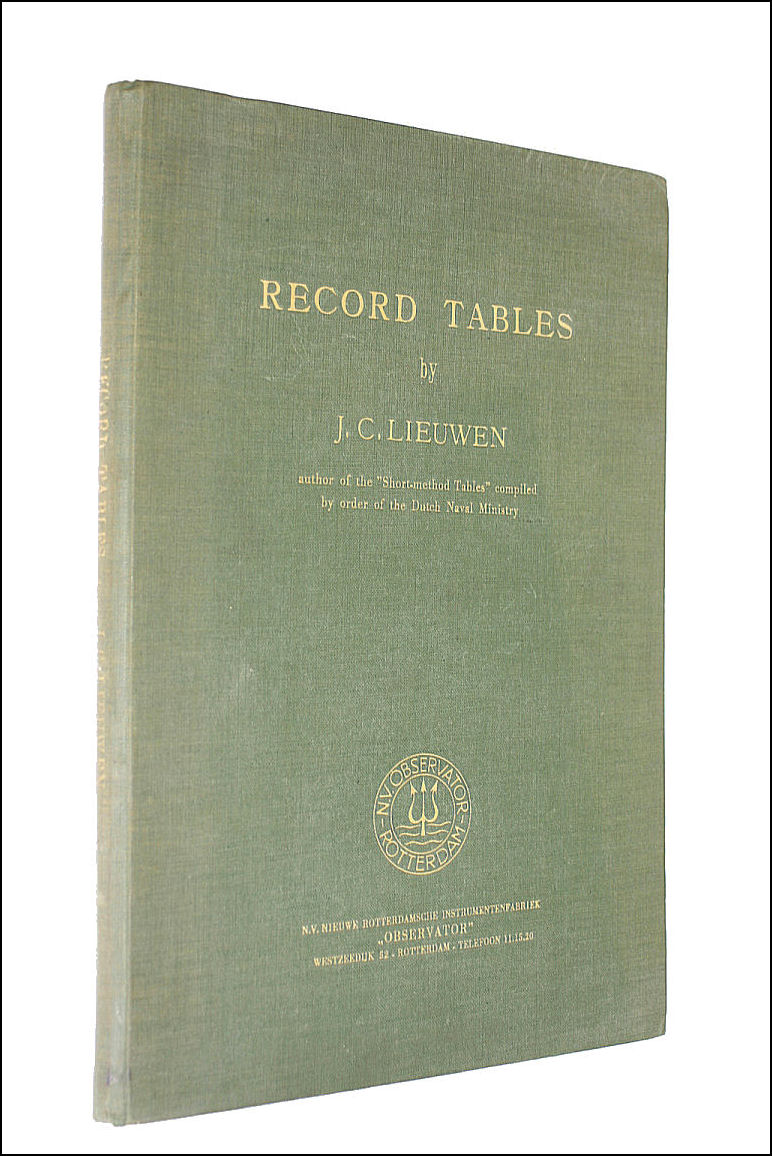 Image for Record Tables