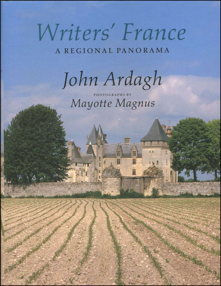 Image for Writers' France: A Regional Panorama