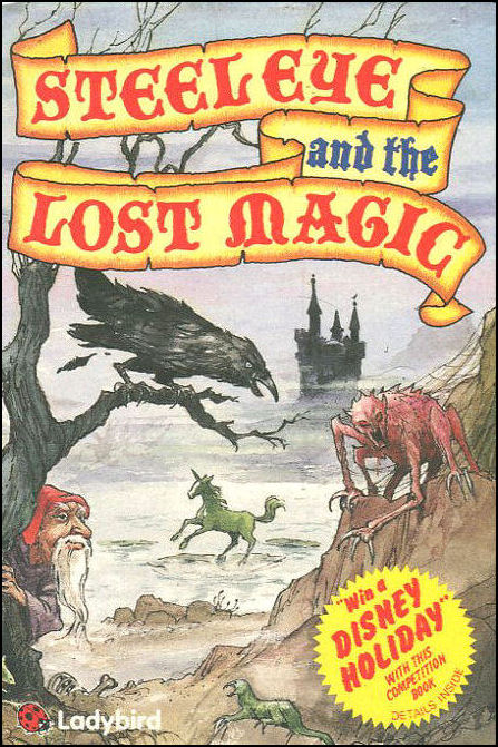 Image for Steeleye and the Lost Magic