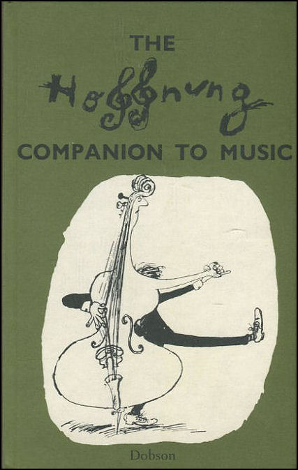 The Hoffnung Companion to Music, Hoffnung, Gerard
