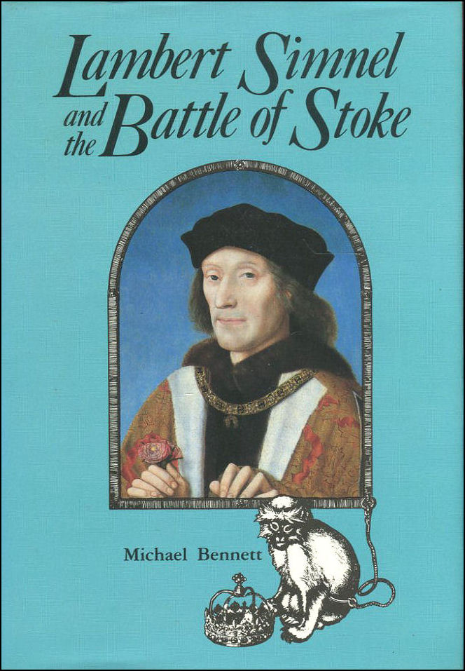 Image for Lambert Simnel and the Battle of Stoke