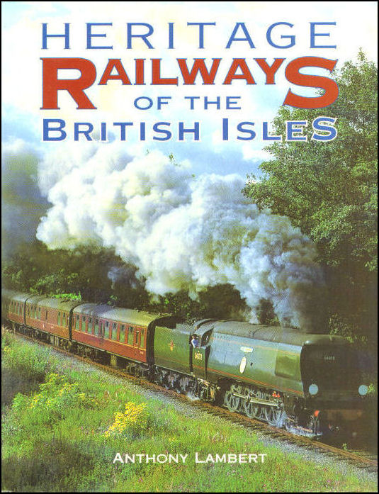 Image for Heritage Railways of the British Isles