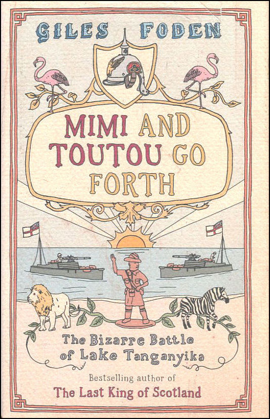 Image for Mimi and Toutou Go Forth