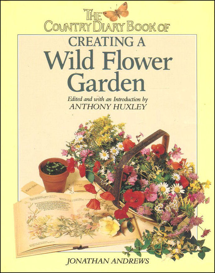 Image for The Country Diary Book of Creating a Wild Flower Garden