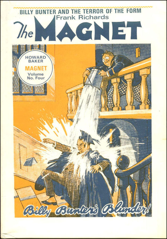 Image for Billy Bunter and the Terror of the Form : The Magnet vol. 4