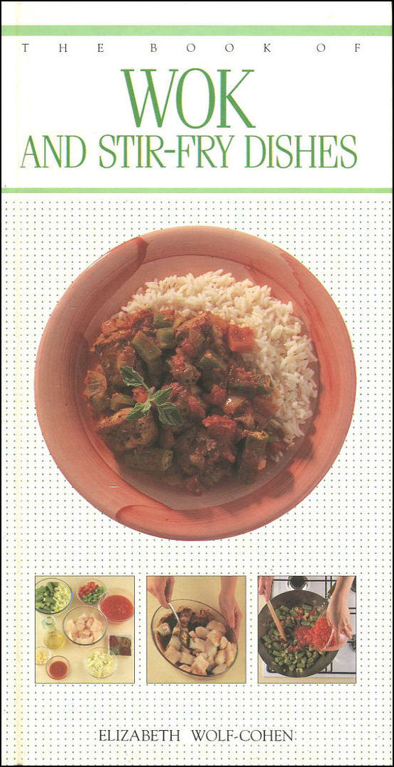 Image for Wok and Stir-Fry Dishes (Book of...)