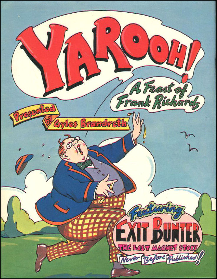 Image for Yarooh! A Feast of Frank Richards