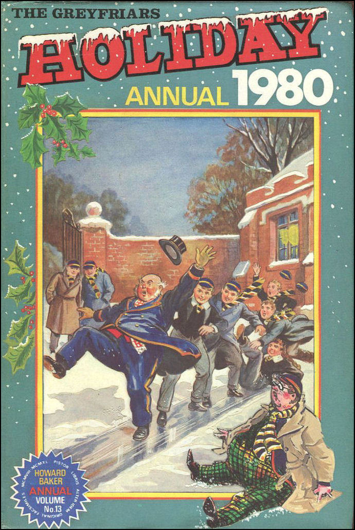 Greyfriars Holiday Annual 1980, Richards, Frank