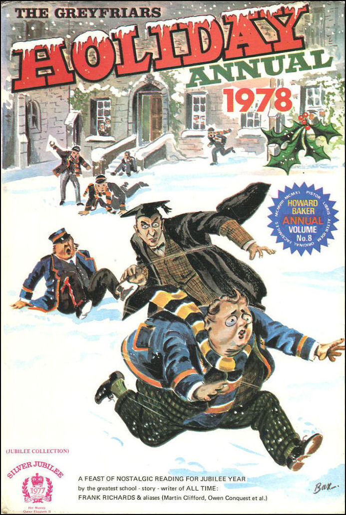 Image for Greyfriars Holiday Annual 1978