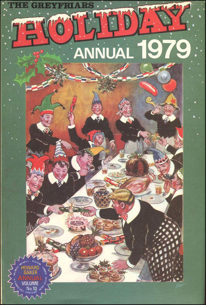 Image for Greyfriars Holiday Annual 1979