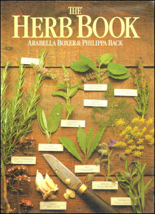 Image for The Herb Book
