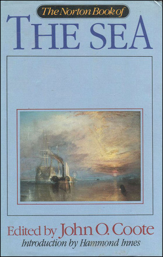 Image for The Norton Book of the Sea