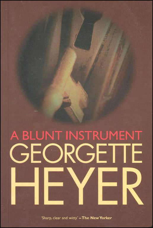Image for A Blunt Instrument