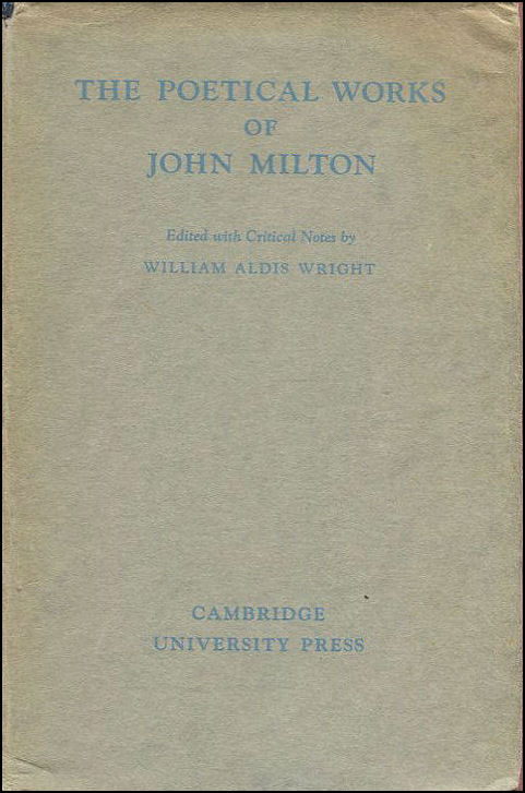 biography of john milton essay John milton (9 december 1608 – 8 november 1674) was an english poet, polemicist, man of letters, and civil servant for the commonwealth of england under oliver cromwell.