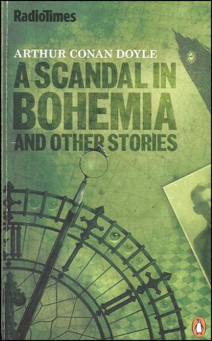 A Scandal in Bohemia and Other Stories, Arthur Conan Doyle