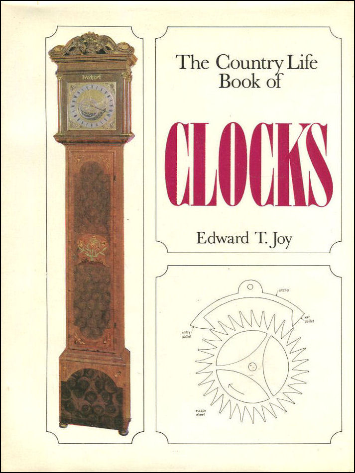 Image for The Country Life Book Of Clocks