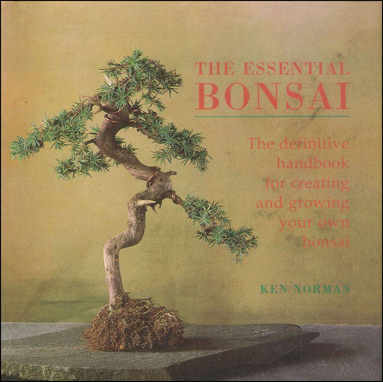 Image for The Essential Bonsai: The definitive handbook for creating and growing your own bonsai