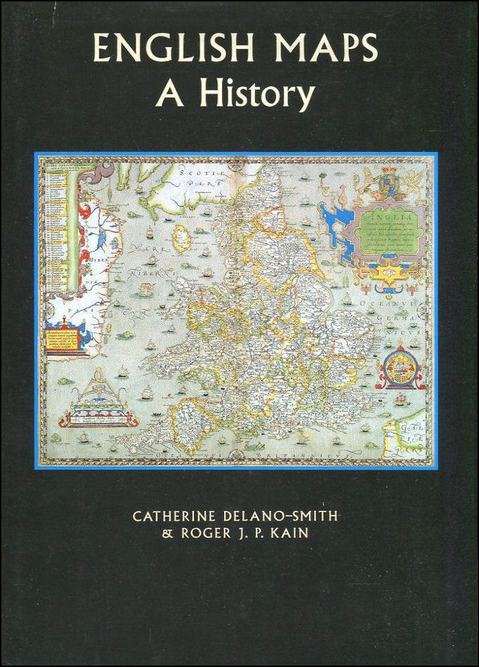 Image for English Maps a History