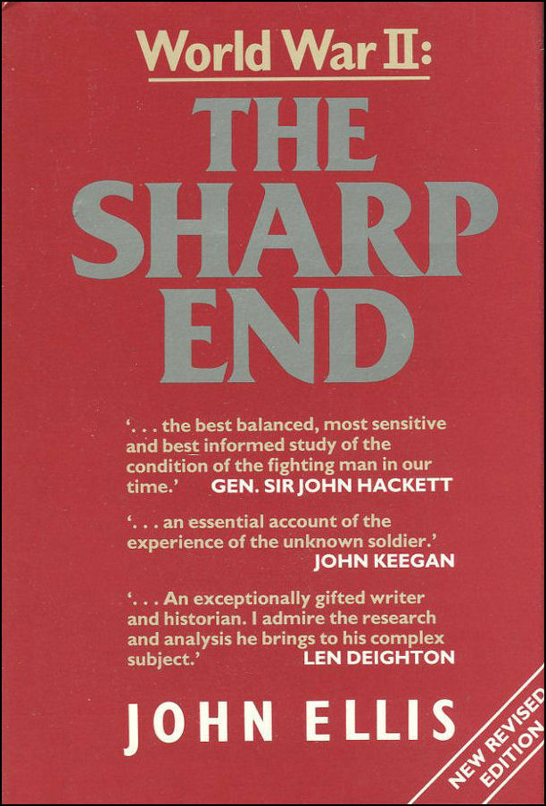 Image for World War II: The Sharp End