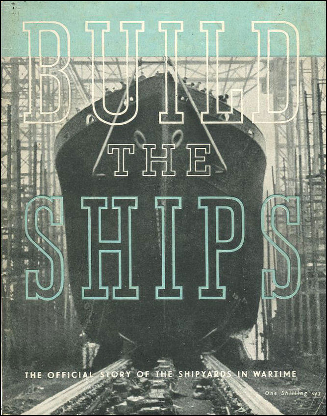 Image for Build the Ships