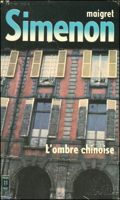 L'ombre Chinoise, Georges Simenon