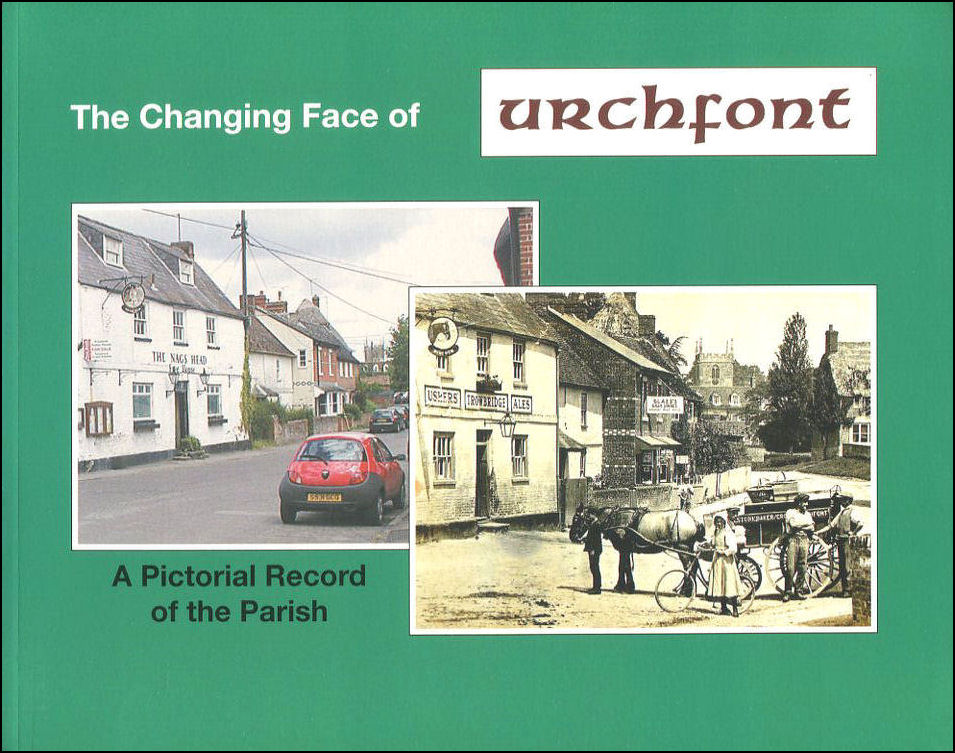 Image for The Changing Face Of Urchfont: A Pictorial Record Of The Parish