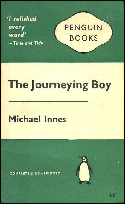 The Journeying Boy, Innes, Michael