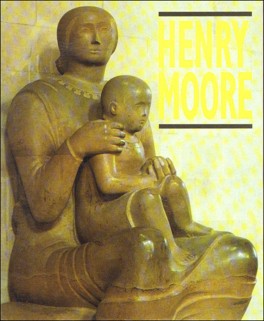 Image for Henry Moore: Catalogue of the Royal Academy Exhibition