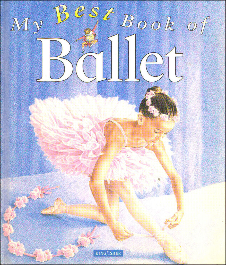 Image for My Best Book of Ballet