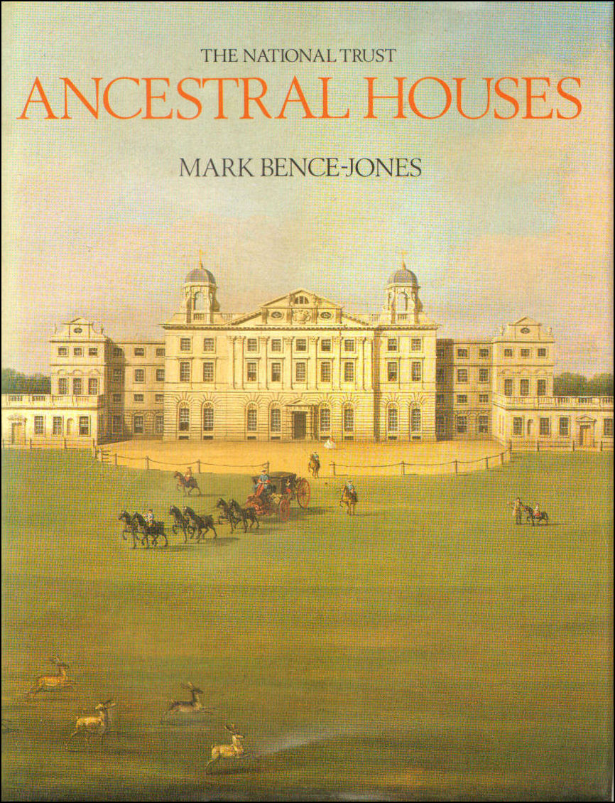 Image for The National Trust Book of Ancestral Houses