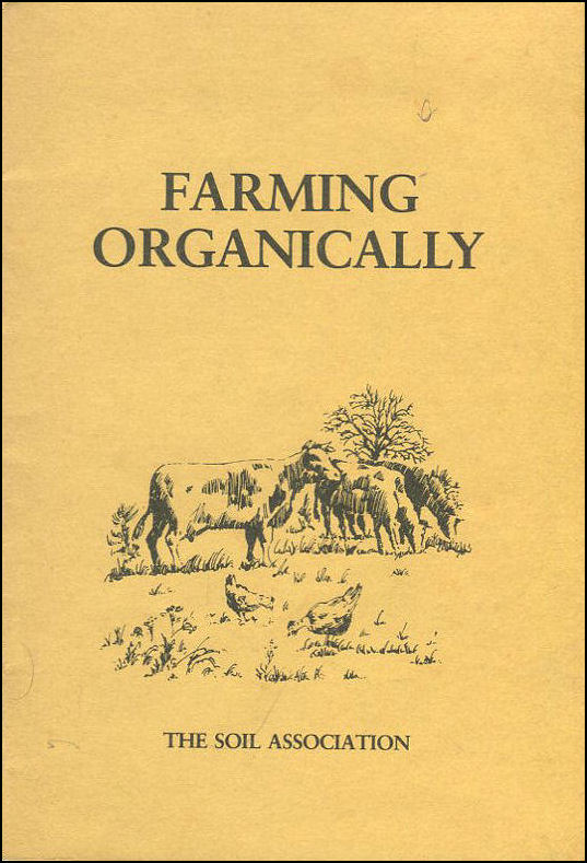 Farming Organically, Mayall, Sam [Editor]