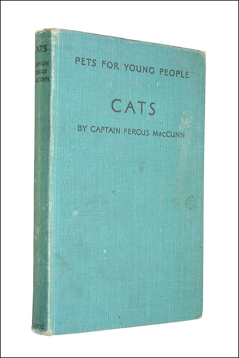 Cats, Captain Fergus MacCunn