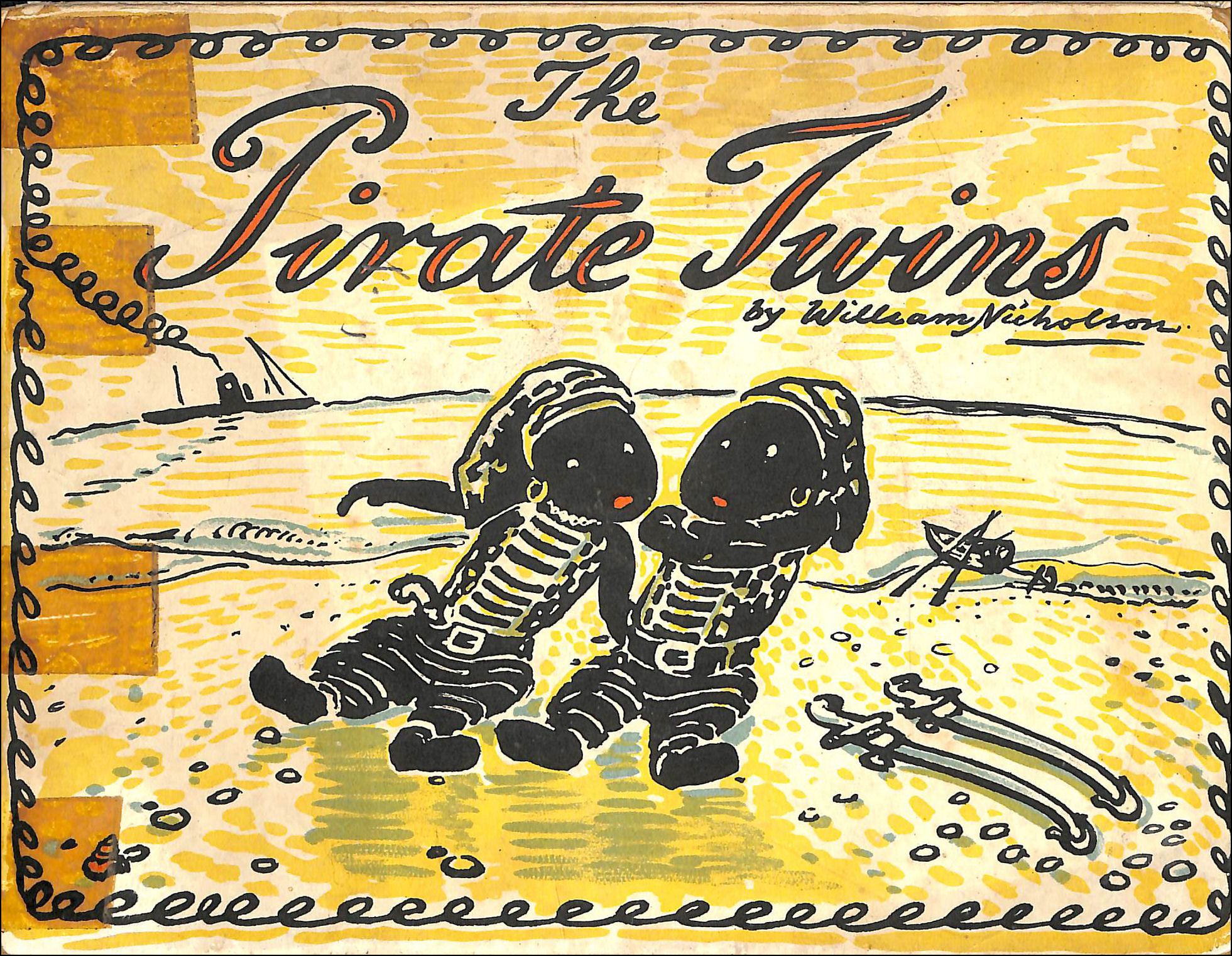 Image for The Pirate Twins