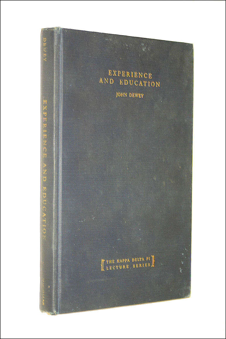 Experience and Education, Dewey, John