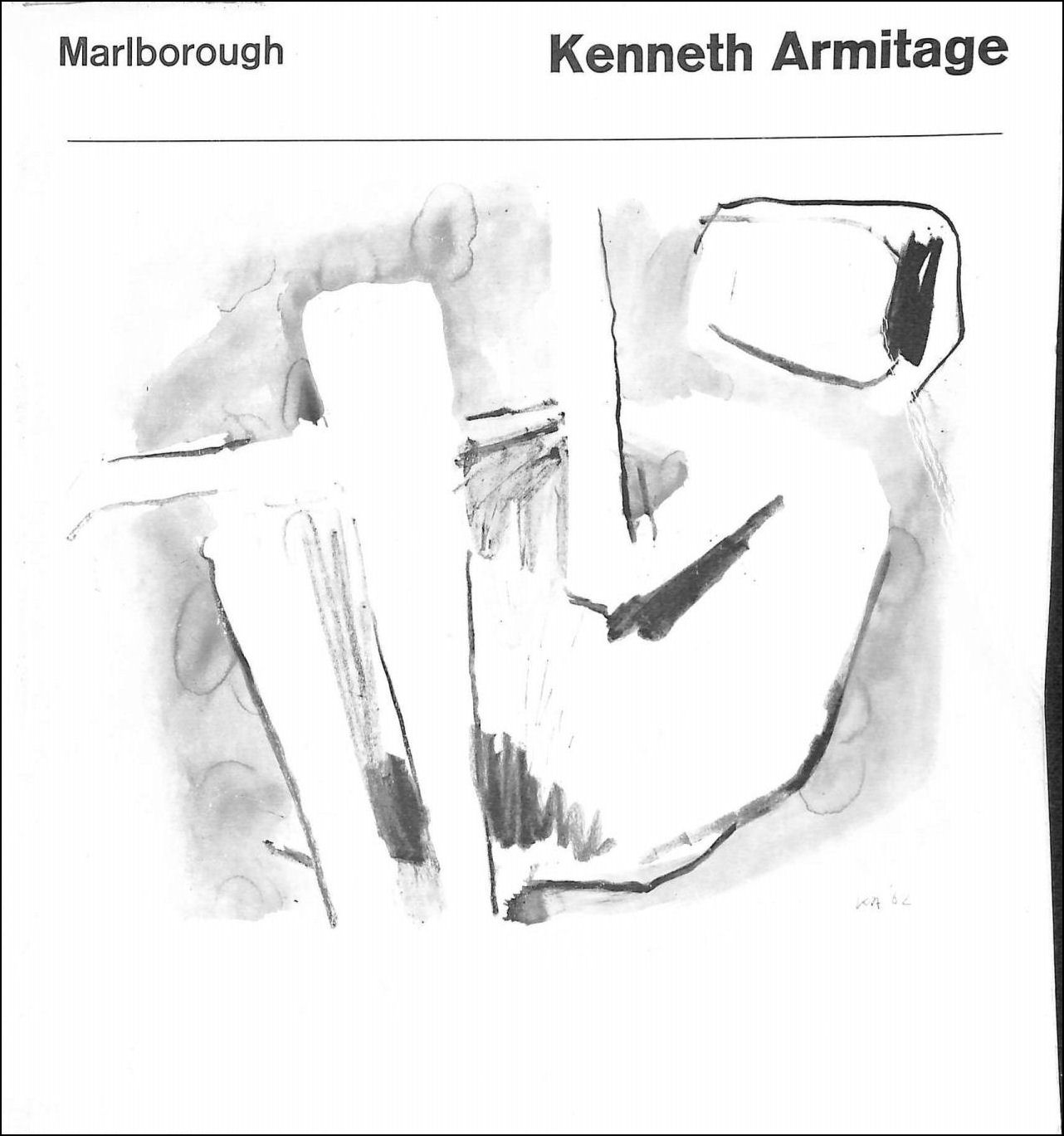 Image for Kenneth Armitage