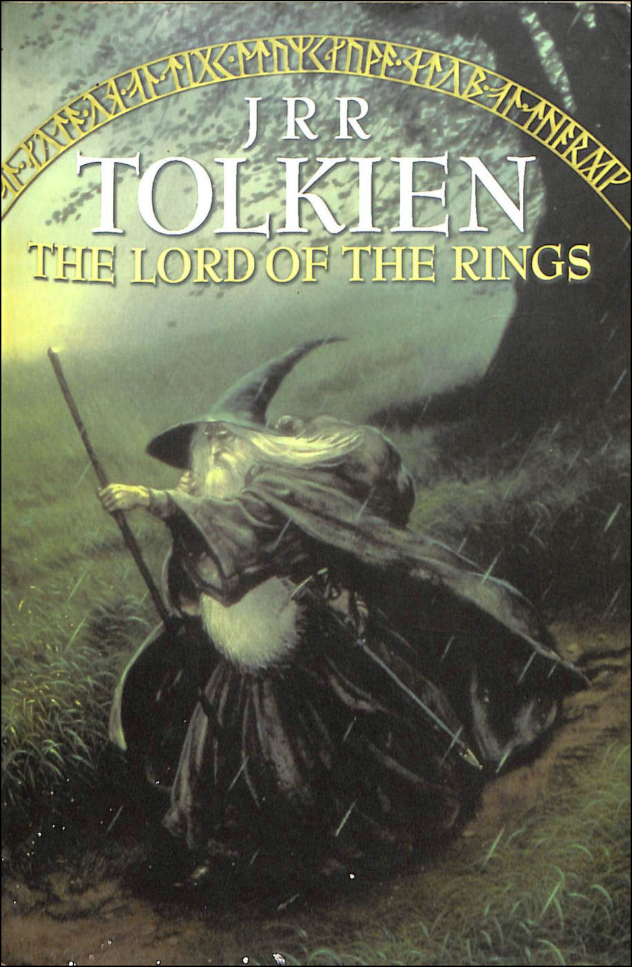 The Lord of The Rings, Tolkien, J. R. R.